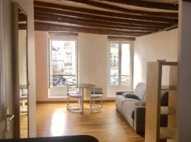 #EXCLUSIVITE# - Studio 30 m² refait 3ème étage sud